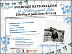 Nationaldagsfirande 2015